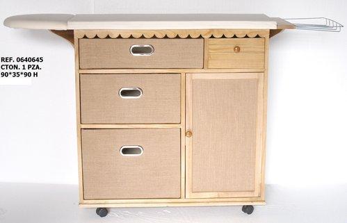 Mesa de planchar tablas de planchar para el hogar plegables - Mesa para planchar ...