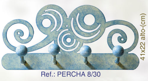 PERCHA DE PARED MAR PERCHA8