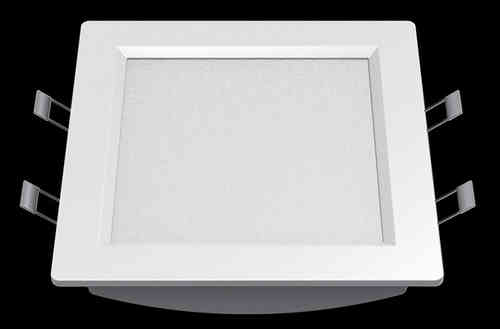 DOWNLIGHT LED SERIE INTEGO 25W 1330LM 20X20X3.5 BLANCO 4000K