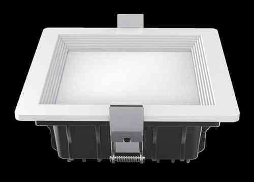 DOWNLIGHT LED SERIE INTEGO 21W 1130LM 14X14X58 BLANCO 4000K