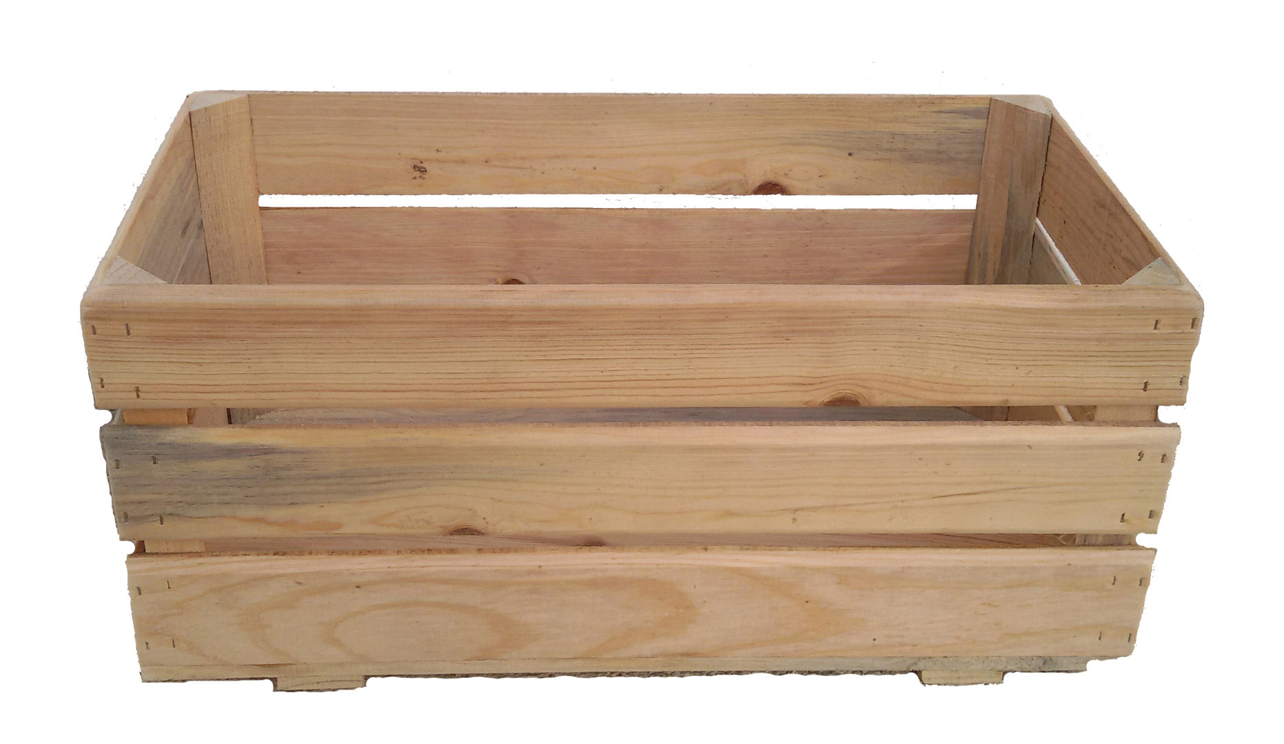 Caja de madera para decoracion rustiluz - Decoracion de cajas ...