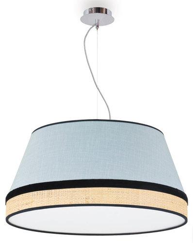 Lámpara de esparto Neptuno