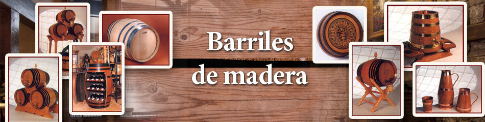 Barriles de madera tienda de barricas y toneles for Bar barril de madera